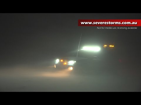 Snow Storm Hits Perisher Valley NSW - 12 July, 2019