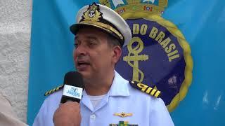 Capitão Cardoso, Comandante dos portos do Ceará