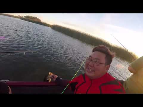 Fishing Oroville's Afterbay Part 2