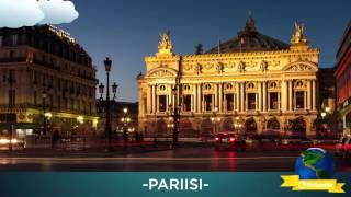 Hurmaava Pariisi - MatkaVekka