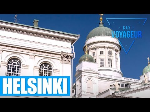 Helsinki (Finland) : Tourist Guide In English - Guide Tour About This Destination Helsinki 🇫🇮