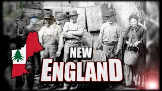 Who are the People of New England?