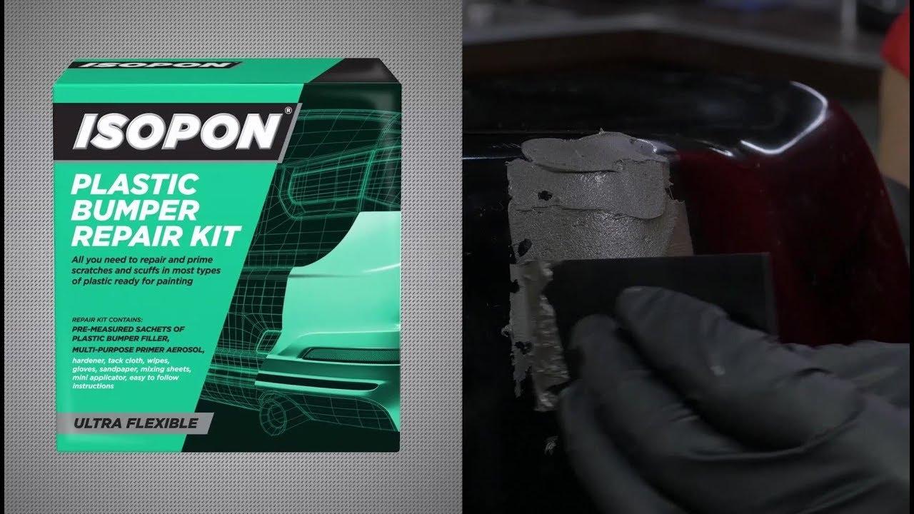 Isopon Plastic Bumper Repair Kit
