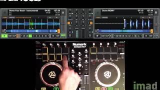 Playtools Numark Mixtrack Pro II & Traktor Pro por Deep Josh, en español.