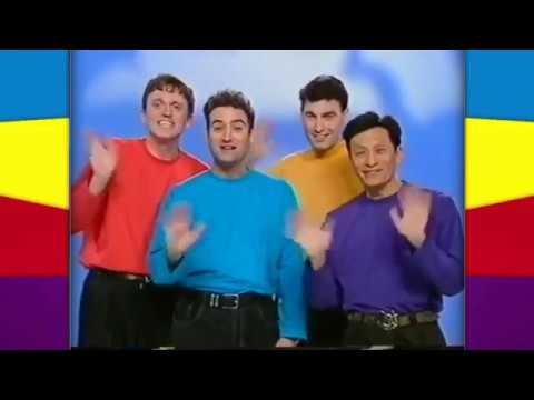 The Wiggles Big Red Car Kiddie Ride (V3 and V5) Audio - We Like to Say Hello (Video Re-Dubbed)
