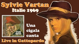 SYLVIE VARTAN - Una cicala canta (1969 Italie)