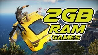 Best games for 2GB Ram Pc, List of top 10 (old pc, old laptop) 2017 #1