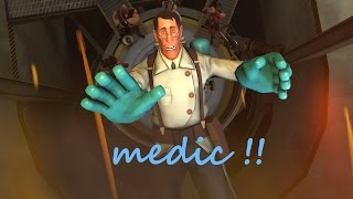 MEDIC!!(SAXXY AWARDS COMEDY  2014)