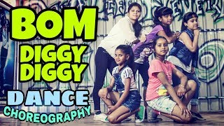 Bom Diggy Dance Video || Zack Knight x Jasmin Walia || Kids Dance Choreography || Mr. Blaze