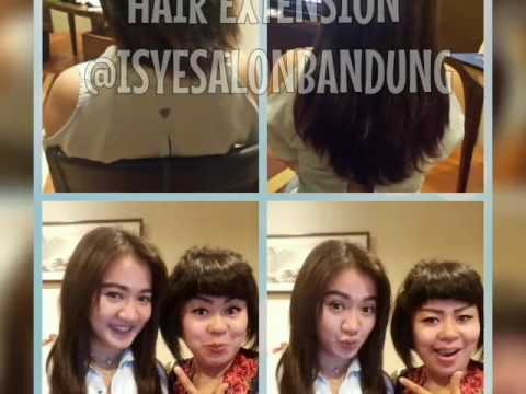 Tour jakarta hair extension isyesalonbandung youtube tour jakarta hair extension isyesalonbandung pmusecretfo Images