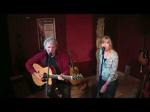 "Harvey Reid & Joyce Andersen perform ""Ode to the E Chord"" w/ introduction"