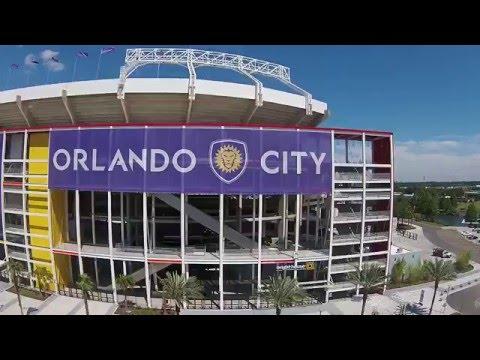 Orlando City Soccer Stadium - Camping World Stadium Orlando Florida