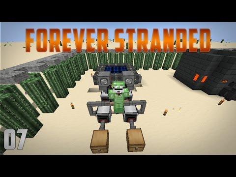 Forever Stranded EP8 *New Map* Environmental Tech Solar +