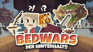 Neue Map - DER HINTERHALT! ★ Minecraft: BEDWARS | Herr Bergmann