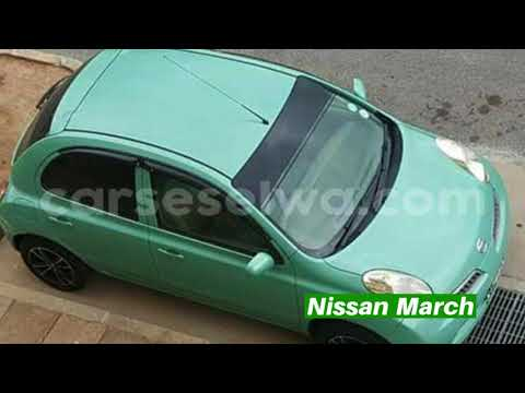 Nissan Cars for Sale in Seychelles