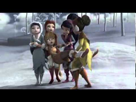 Disney Fairies How To Have A Snowball Fight