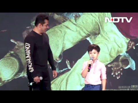 Tubelight's Child Actor Is As Entertaining As Salman Khan