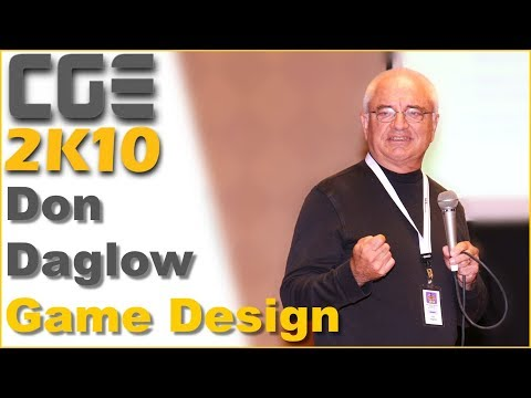 CGE 2010 - Don Daglow - Classic Gaming Expo - 1080p