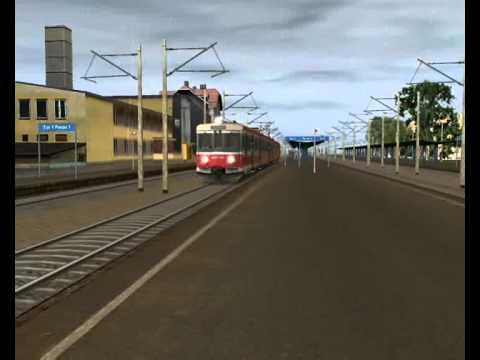 """EN57-1074 z przyspieszonym Regio 19 """"Uherka"""" - Odjazd ze stacji: Niewiernice"""