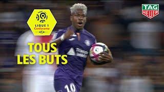 Tous les buts de la 5ème journée - Ligue 1 Conforama / 2018-19