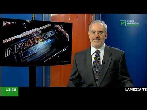 InfoStudio il telegiornale della Calabria notizie e approfondimenti -  07 Luglio 2021 ore 13.30