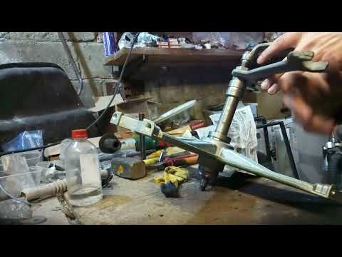 Аристон с металлическим баком, замена подшипников, причина заклина барабана