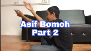 Syahmi Sazli & Anissa | Rakam Asif Buat Jutsu | Part 2