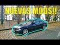 Nuevas Modificaciones Para El BMW  Llantas Y Tubo De Escape