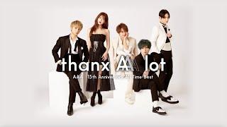 AAA / 『AAA 15th Anniversary -thanx AAA lot-』Digest