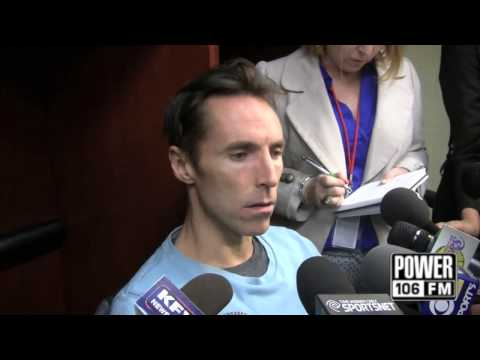 Pau Gasol, Steve Nash N Steve Blake Post Game Locker Room Interviewswww Savevid Com