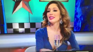 Farrah Abraham FIGHT WITH Vicki Michelle ON RYLAN'S SHOW PART 2