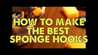 How To Make The Best Sponge Hooks For Catfish