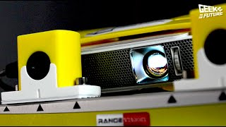 видео 3д сканер