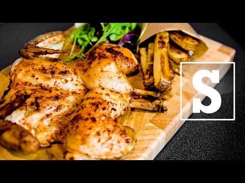 Nandos Chicken Recipe Sorted Youtube