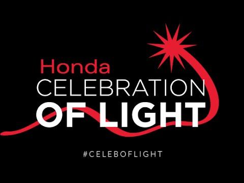 Honda Celebration Of Light | Group Vision Show (BRAZIL)