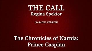 The Call (Regina Spektor) | Karaoke {From