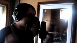 ● KRISTOFERRO на студії ● част. 2 ● ВОКАЛ(Quiet) - каламбур) ● HD