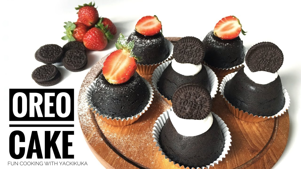 OREO CAKE KEKINIAN (ANTI GAGAL) * SUPER EASY OREO CAKE + Chrismas decoration Idea