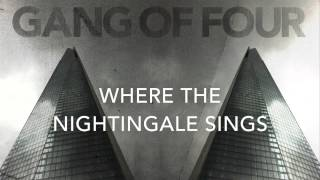 Gang Of Four - Where The Nightingale Sings (Official Preview)