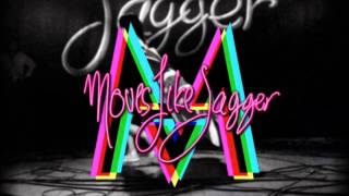 Dj Maksy - Moves Like Jagger Cha Cha