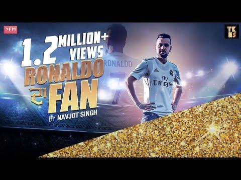 Ronaldo Da Fan | NAVJOT SINGH | SHABBI MAHAL | DFM | Punjabi Song 2017