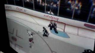NHL 2K6 Highlight Reel: Cup Finals Game 2