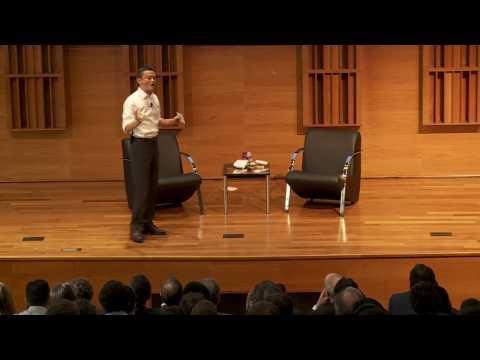 Charla completa de Jack Ma en Argentina