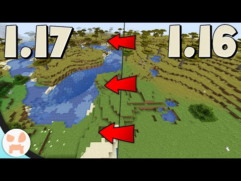 Minecraft 1.17 Will Change Worlds More Than You Think