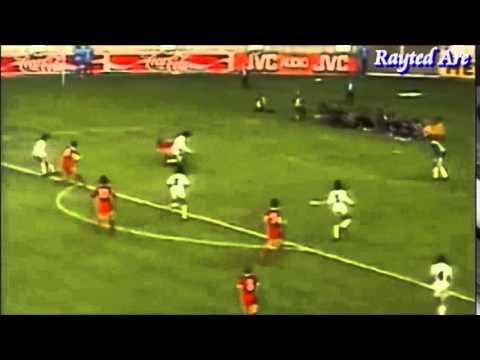 Kenny Dalglish vs Real Madrid. (1981 European Cup Final)