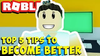 [ 5 TIPS ON HOW TO BECOME A GOOD SURVIVOR ] ROBLOX FLEE THE FACILITY