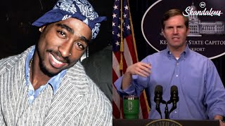 Kentucky Governor Apologizes to Tupac Shakur over Unemployment Claim