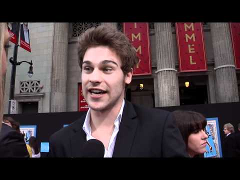 Grey Damon Talks 'Nine Lives' At 'Disney's Prom' Premiere