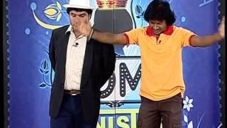 prathap kuri zee kannada comedy cricket