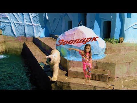 Зоопарк. Новосибирский Зоопарк.*** Zoo. The Novosibirsk Zoo.